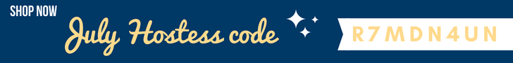 July Hostess code navy